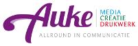 Logo Auke Smits Publiciteit