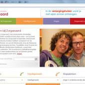 """Website """"Werken bij"""""""