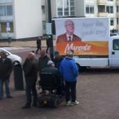 Moving billboard